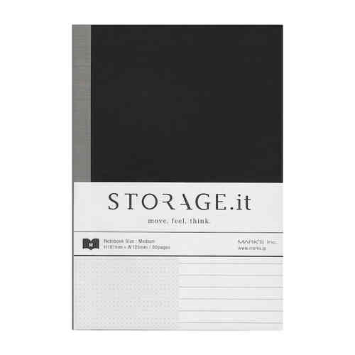 STORAGE.it Notebook M refill