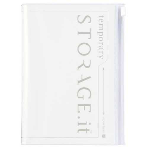 STORAGE.it Notebook A5, White