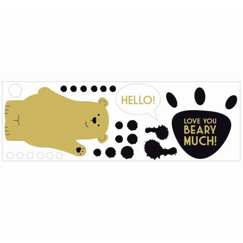 Bear Lou Sticker