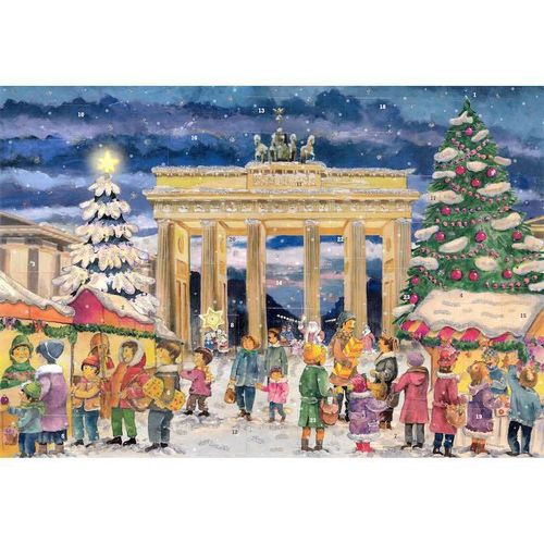 Adventskalender Brandenburger Tor