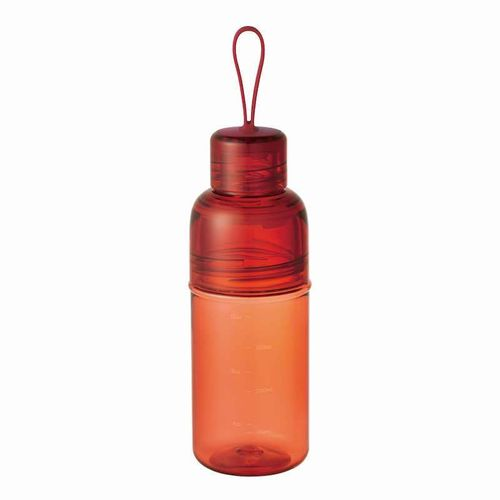 Workout Bottle red